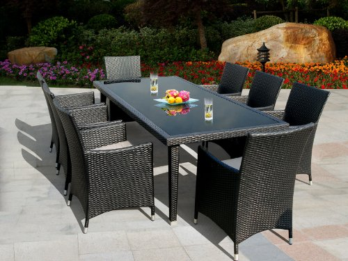 wicker dining review patio outdoor ohana all set genuine weather furniture c