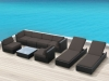 Luxxella_Wicker_Bella_9_Pc_Sofa_Sectional_Outdoor_Patio_Furniture_Set_Dark_Grey
