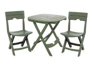 Adams Quick Fold Bistro Set